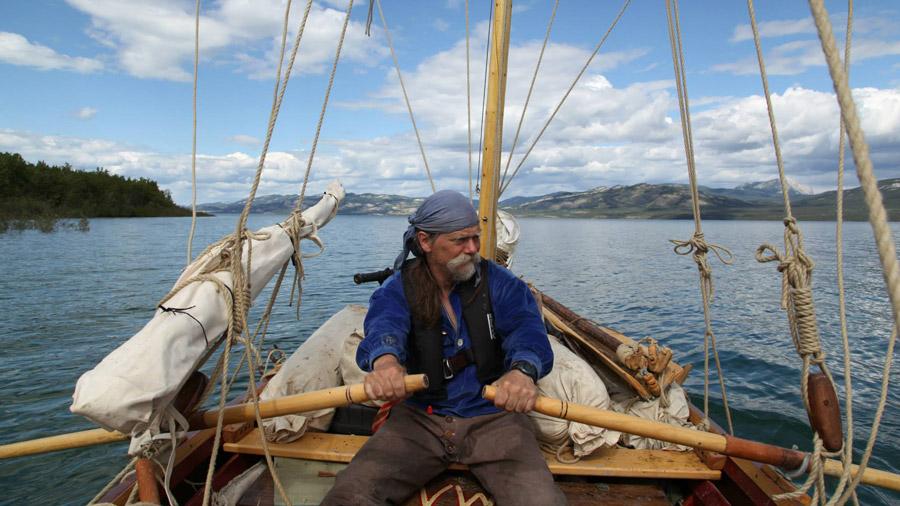 New Historical Adventure von Whitehorse bis zur Beringsee. Foto (C) Manfred Schröter/Joachim Kreuzer mit freundlicher Erlaubnis.