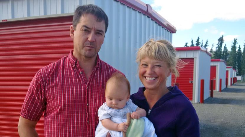 Josie, Ricky und der rettende Lagerplatz in Whitehorse