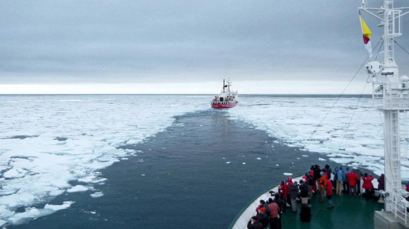 Linktipp: Die Eroberung der Nordwest-Passage