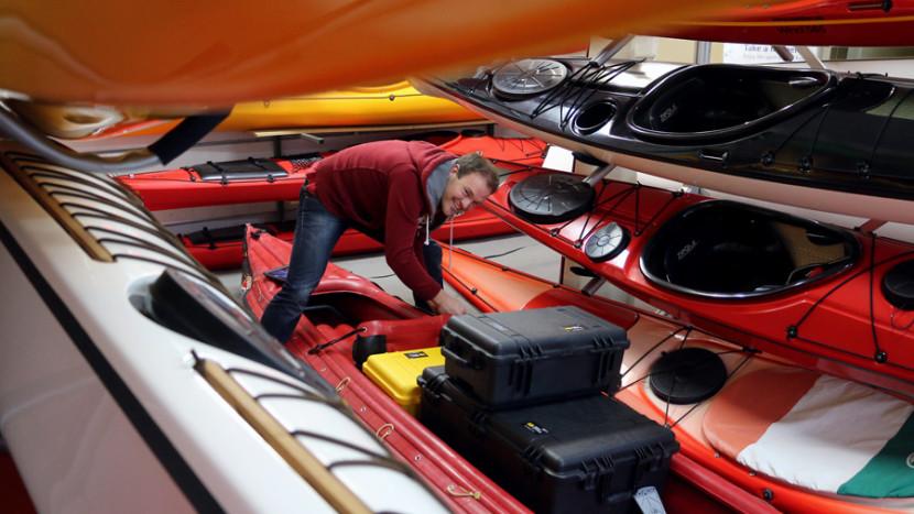 Zölzer in Essen: Zu Besuch bei den Experten für Boote
